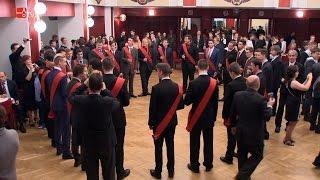 Maturitní ples SPŠE Mohelnice 2017