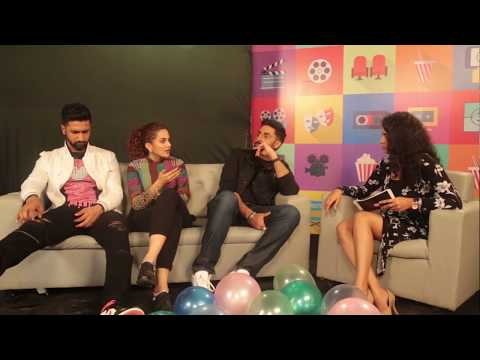 MissCinema   Interview with Abhishek Bachchan, Taapsee and Vicky Kaushal   Manmarziyaan