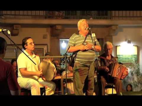 Matinata cistranese - Piero Zizzi e Giovanni Semeraro al Borgo Cantato