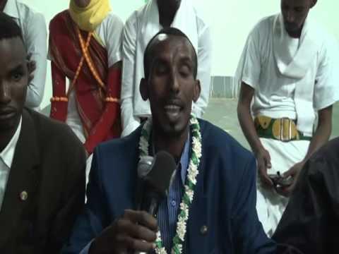 Jaaliyada soomaalida Ethiopia ee Djibouti 13-02-2016
