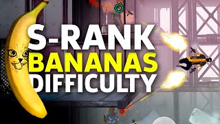 My Friend Pedro - S-Rank Bananas Difficulty Gameplay by GameSpot