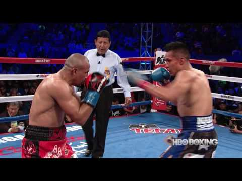 francisco vargas vs orlando salido - highlights