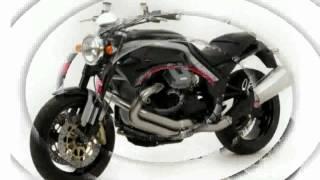 5. Moto Guzzi Griso 1100 - Features & Details