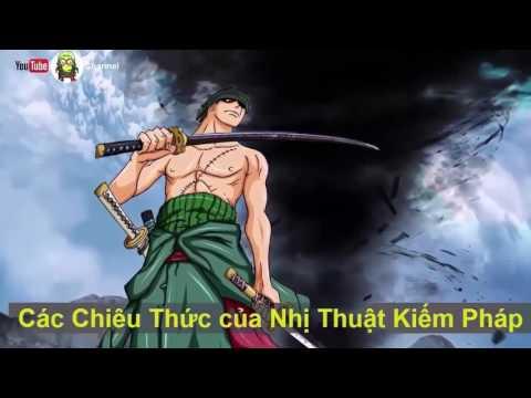Roronoa Zoro có gì trước trận đánh với tứ hoàng Kaido
