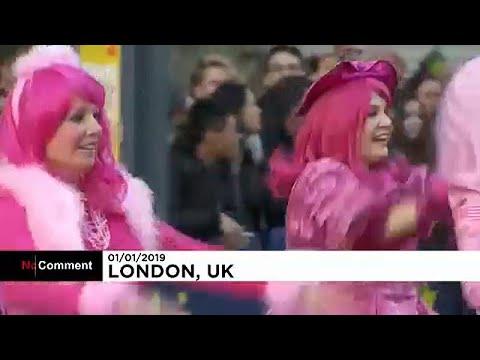 «Το Λονδίνο καλωσορίζει τον κόσμο»