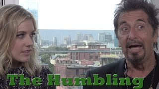 Nonton DP/30 @TIFF '14: The Humbling, Al Pacino, Greta Gerwig Film Subtitle Indonesia Streaming Movie Download