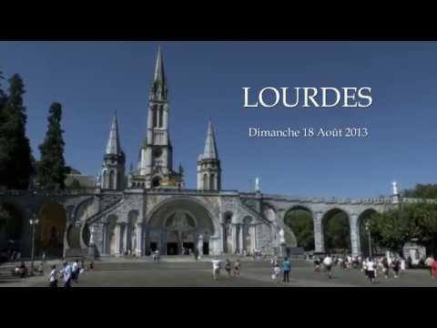 0448 - 1€ 1/2 - 2008: Lourdes - argent 900‰