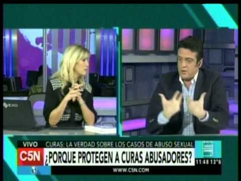 """C5N – EL FINDE: """"SECRETOS SAGRADOS"""" EL LIBRO DE MAURO SZETA"""