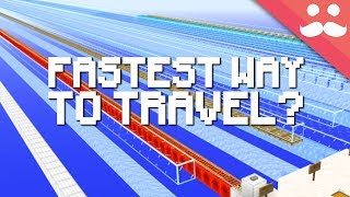 Video What's the Fastest Way to Travel in Minecraft 1.14? MP3, 3GP, MP4, WEBM, AVI, FLV Agustus 2019