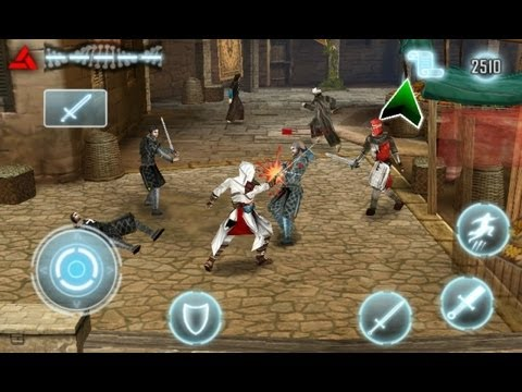 assassins creed altairs chronicles android free