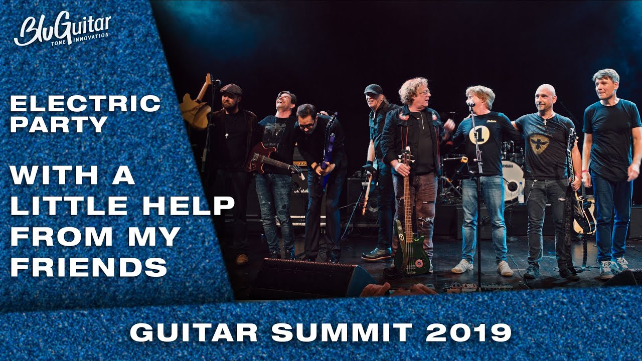 Guitar Summit 2019: Electric Party – Behind the Scenes and Live Show