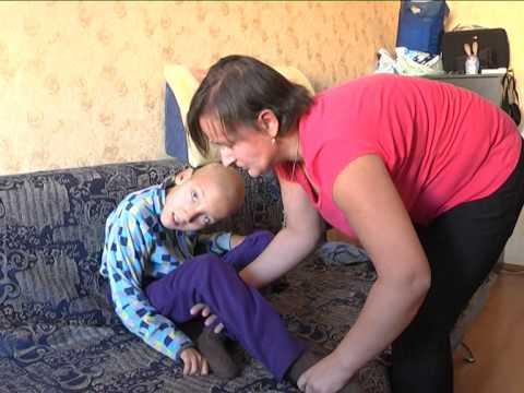 Двенадцатилетнему мальчику из Тольятти нужна помощь