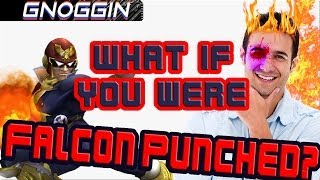What would happen if you were Falcon Punched?