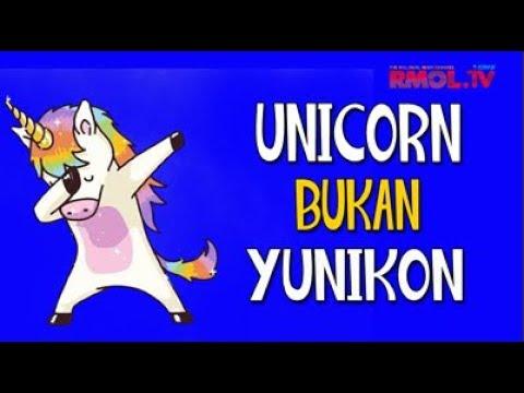 Unicorn Bukan Yunikon