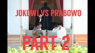 Video JOKOWI vs PRABOWO PART 2 MP3, 3GP, MP4, WEBM, AVI, FLV September 2018