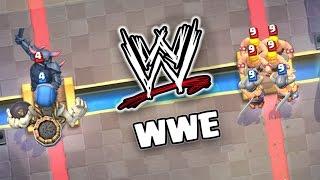 Video Clash Royale WWE | Who's the Strongest ? MP3, 3GP, MP4, WEBM, AVI, FLV Juni 2017