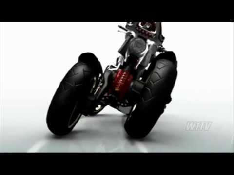 Yamaha Prototype Tesserakt Tokyo 2 SM30 - widescreen