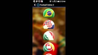 Football Online 3 YouTube video