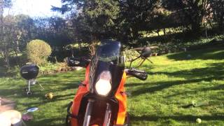 9. KTM 950 Adventure S with Leo Vince