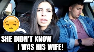 My Reaction To A Girl FLIRTING WITH MY HUSBAND!