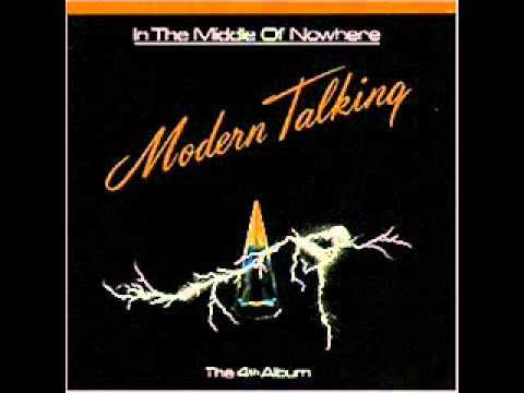 MODERN TALKING - Riding On A White Swan (audio)