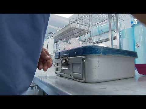 Le service stérilisation du CHU de Grenoble