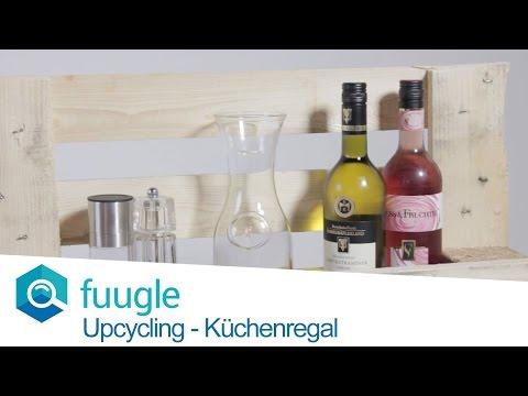 Upcycling - DIY Küchenregal   Frag fuugle