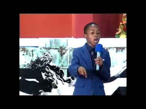 10 year old preacher