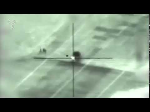 Израильские ВВС уничтожили ЗРК \Панцирь\ в Сирии - DomaVideo.Ru