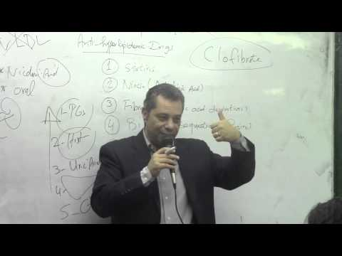 49.Dr.Ahmed Abdelrahman [ Rest of Hypolipidemic Drugs-Antihyperlipidemic Combinations- DM ]