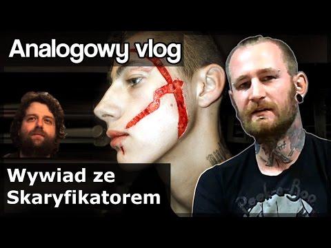 Wywiad ze Skaryfikatorem. Conor opowiada o Karolu z Kalisza - Analogowy Vlog #174