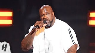 2019 NBA Awards - Opening Monologue   Shaquille O'Neal