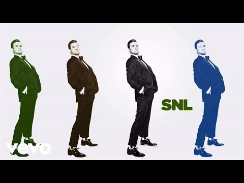 Justin Timberlake ft. Jay-Z / Suit & Tie (Live On SNL)