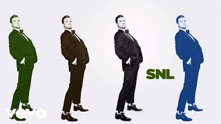 Video Justin Timberlake - Suit & Tie (Live on SNL) ft. JAY Z MP3, 3GP, MP4, WEBM, AVI, FLV Januari 2018