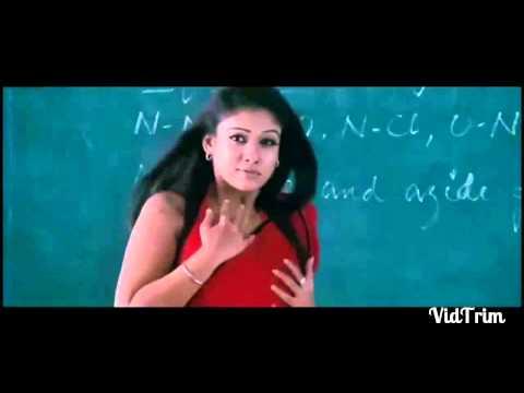 Nayanthara hot moves (видео)