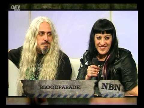 Bloodparade video Entrevista CM - Agosto 2015