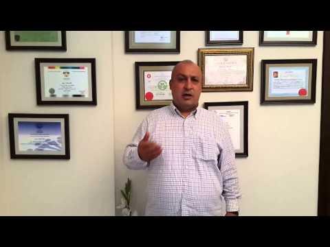 Nihat Kart  - Spinal Tümör Hastası - Prof. Dr. Orhan Şen