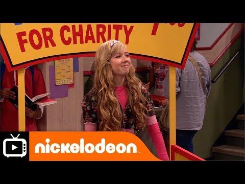 iCarly | Kissing Booth | Nickelodeon UK