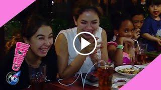 Dinner Ala Nikita Mirzani Dan Keluarga - Cumicam 10 Januari 2017