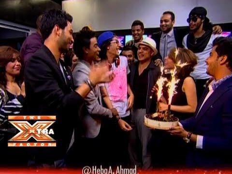 آجمل لحظات المشتركين في The X Factor