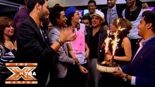آجمل لحظات المشتركين في The X Factor - الحلقة التاسعة - The XTRA Factor 2013
