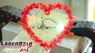 Laser Cutting & Engraving | Valentines Day Jewelry