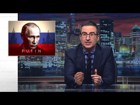 John Oliver on Vladimir Putin