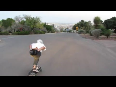 WTF!!! Skate boarder FLYS off CLIFF in STUNT GONE WRONG..Wait for it!!