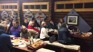 """Презентация """"Русского человека"""" в Славянском Кремле Виталия Сундакова"""