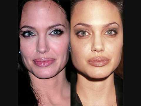 Celebridades: Antes y Después de ser famosas