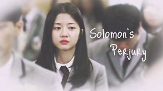 Nonton                                                                Solomon S Perjury Mv    By Sofina Kim Film Subtitle Indonesia Streaming Movie Download