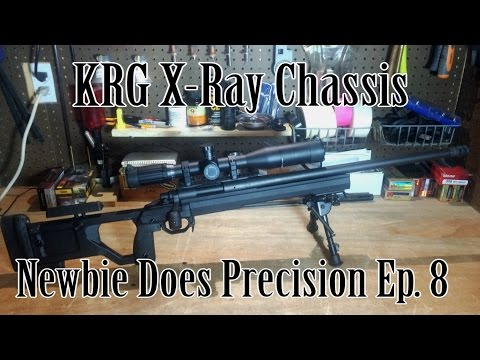 KRG X-Ray Chassis:  Newbie Does Precision Ep. 8