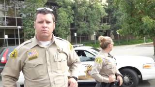 Chino Hills (CA) United States  city photos gallery : 1st Amend Audit Chino Hills PD, Deputy annoyed by our lack of conversation