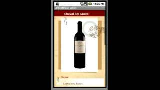 Argentinean Wines YouTube video